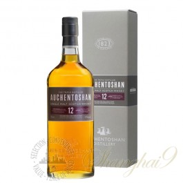 Auchentoshan 12 Year Old Single Lowland Malt Scotch Whisky