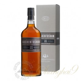 Auchentoshan Three Wood Single Lowland Malt Scotch Whisky