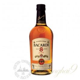 Bacardi 8 Rum 1L