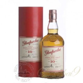 Glenfarclas 10 Year Single Highland Malt Scotch Whisky