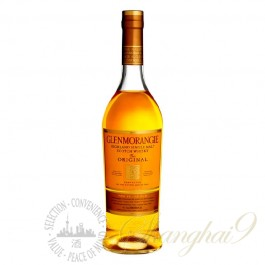 Glenmorangie Single Highland Malt Scotch Whisky 10 year old