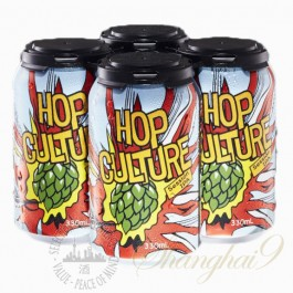 4 Cans of Mornington Hop Culture