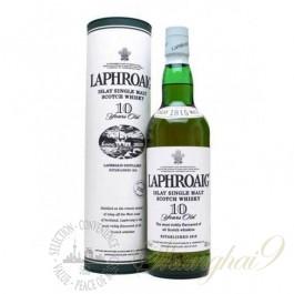 Laphroaig 10 Year Old Single Islay Malt Whisky