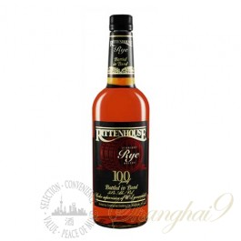 Rittenhouse Straight Rye Whiskey 100 Proof