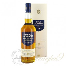 Royal Lochnagar 12 Year Old Single Highland Malt Scotch Whisky