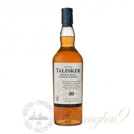 Talisker 10 year old Isle of Skye Single Malt Whisky