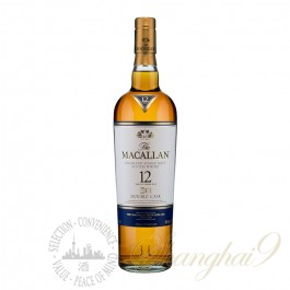 The Macallan Double Cask 12 Years Old Scotch Whisky