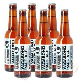 6 bottles of Brewdog Vagabond Pale Ale (Gluten Free)
