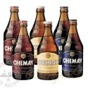 6 bottles of Chimay Mixed Pack