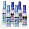 6 bottles of Delirium Tremens & Nocturnum Mixed Pack
