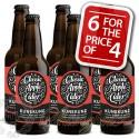 6 Bottles Kunekune Classic Apple Cider