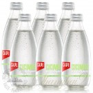 6 bottles of CAPI Cucumber Sugar Free Sparkling Mineral Water