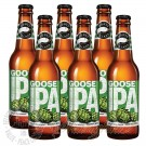 6 bottles of Goose Island IPA