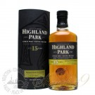 Highland Park 15 Year Old Single Isle of Orkney Malt Scotch Whisky