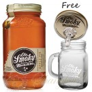 Ole Smoky Apple Pie Moonshine NOW 70 proof / 35% ABV