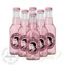 6 bottles of Thomas Henry Cherry Blossom Tonic