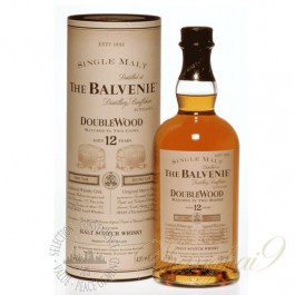 百富12年单一麦芽苏格兰威士忌双桶(斯佩塞)