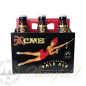 6瓶北岸加州美女啤酒