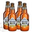 4瓶小拖车啤酒