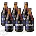 比利时智美兰帽啤酒(6瓶)
