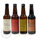 灵舌啤酒4种口味各一瓶