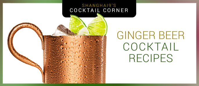 Ginger Beer Cocktails