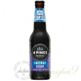 One case of 4 Pines Nitro Stout