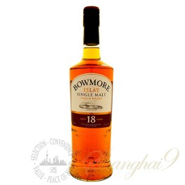 Bowmore 18 Year Old Single Islay Malt Scotch Whisky