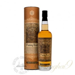 Compass Box Flaming Heart Blended Malt Scotch Whisky