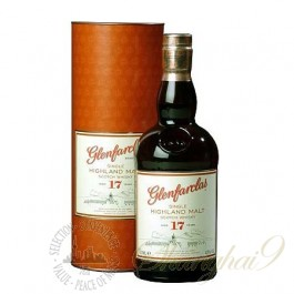 Glenfarclas 17 Year Single Highland Malt Scotch Whisky