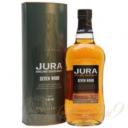 JURA 7 Wood Single Malt Scotch Whisky