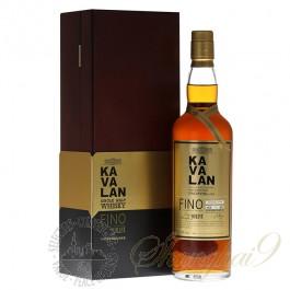 Kavalan Solist Fino Sherry Single Cask Strength Single Malt Whisky