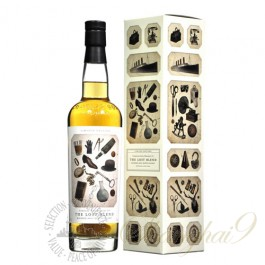 Compass Box The Lost Blend Limited Edition Whisky