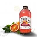 6 bottles of Bundaberg Blood Orange Sparkling Drink