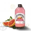 6 bottles of Bundaberg Pink Grapefruit Sparkling Drink