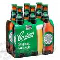 6 bottles of Coopers Original Pale Ale
