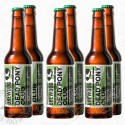 6 bottles of Brewdog Dead Pony Club
