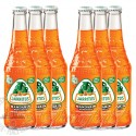 6 bottles of Jarritos Mandarin Soda