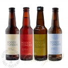 4 bottles of Moody Tongue Mixed Pack - BUY ONE GET ONE FREE