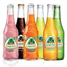 6 bottles of Jarritos Mixed Pack