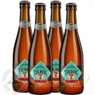 4 bottles of Boulevard Tank 7 Farmhouse Ale