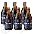 6 Bottles of Chimay Blue