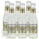 6 bottles of Fever Tree Ginger Beer
