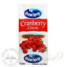 Ocean Spray Cranberry Classic Juice 1L