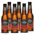 6 bottles of 4 Pines Pale Ale