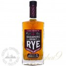 Sagamore Spirit Cask Strength Straight Rye Whiskey