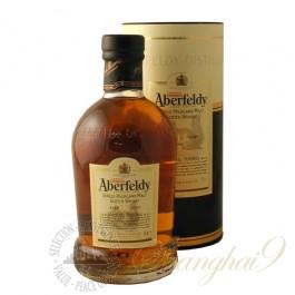 艾柏迪12年高地单一麦芽苏格兰威士忌