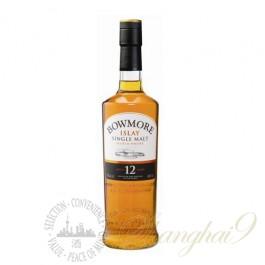 波摩12年艾莱岛单一麦芽苏格兰威士忌