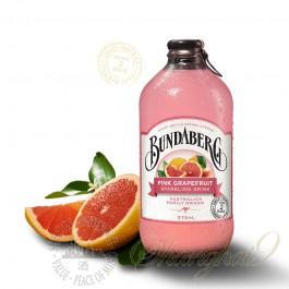 6瓶宾得宝含气粉红葡萄柚汁饮料