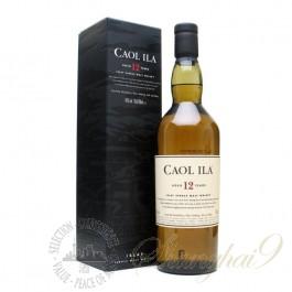 卡尔里拉12年艾莱岛单一麦芽苏格兰威士忌